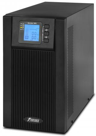 ИБП Powerman Online 2000 plus 2000VA ибп powerman back pro 2000 2000va
