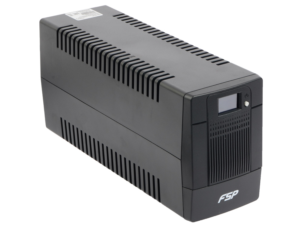 ИБП FSP DPV 850 850VA/480W LCD Display (2 EURO) цены