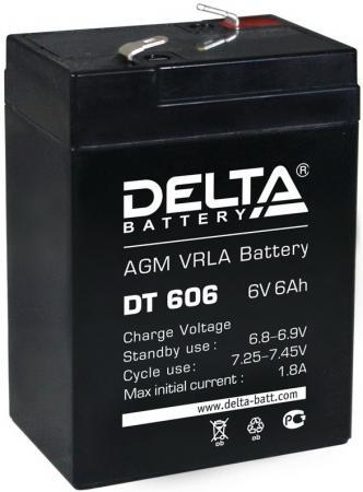 Батарея Delta DT 606 6Ач 6B