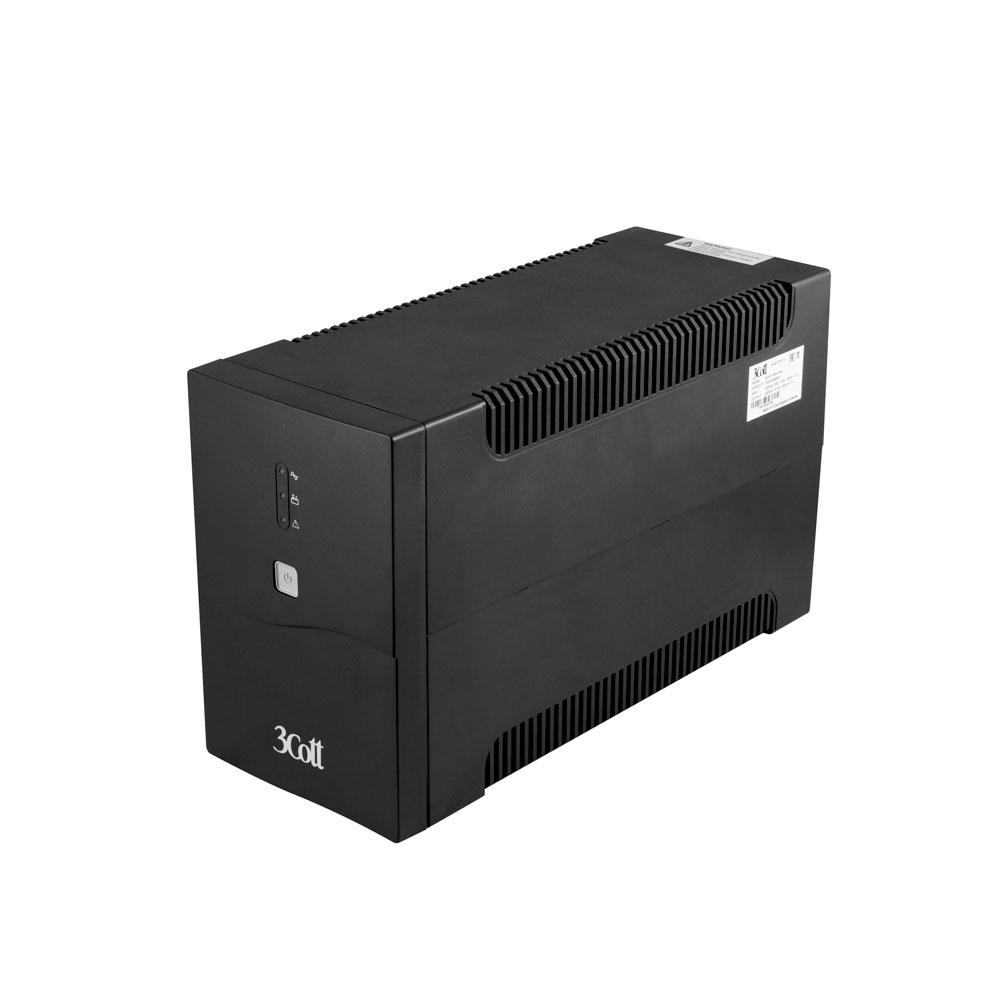 3Cott-1500-CNL ибп 3cott 3cott 1050 cnl 1050va черный