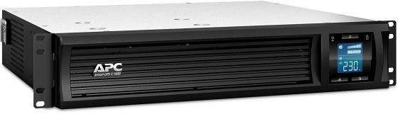 ИБП APC Smart-UPS C SMC1000I-2URS 600Вт 1000ВА черный фото