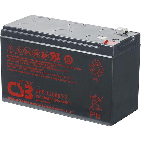 Батарея для ИБП CSB UPS12580 12В 10.5Ач снаряжение для рыболовной станции держатель для удочки csb feeder rest