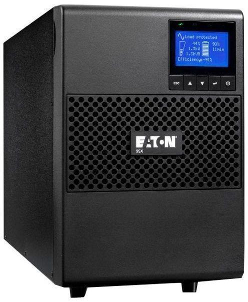 Источник бесперебойного питания Eaton 9SX 700i черный 630 Вт, 700 ВА источник бесперебойного питания в стойку 19
