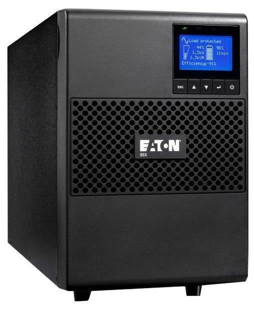 Источник бесперебойного питания Eaton 9SX 1000i 900Вт 1000ВА черный источник бесперебойного питания в стойку 19