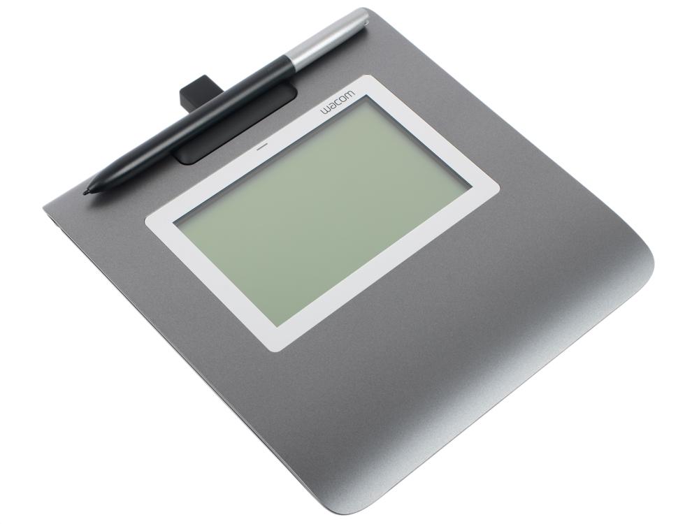 Графический планшет Wacom SignPad STU-430 для электронной подписи черный USB и решение для управления цветом wacom eodis3 dcwa wacom x rite