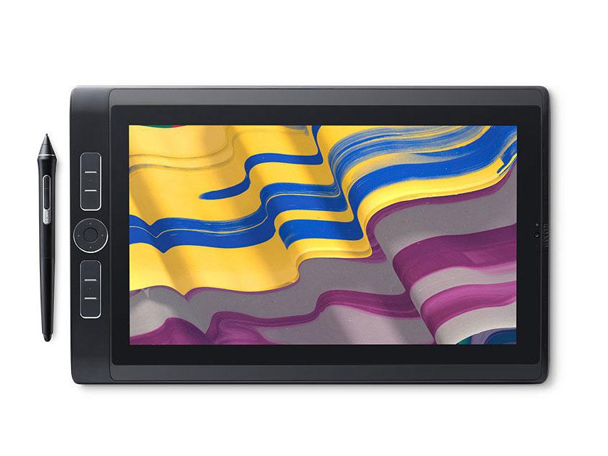 Графический планшет Wacom Mobile Studio Pro 13 512Gb DTH-W1320H-RU графический планешт wacom mobile studio pro 13 512gb цвет черный