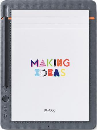 лучшая цена Графический планшет Wacom Bamboo Slate small CDS-610S