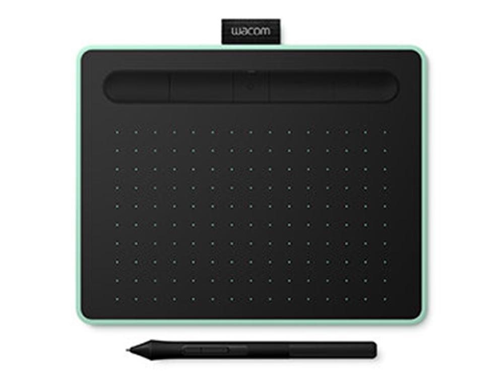 Графический планшет Wacom Intuos S Bluetooth Pistachio (CTL-4100WLE-N) все цены