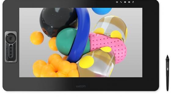 Графический планшет Wacom Cintiq Pro 24 Touch (DTH-2420) все цены