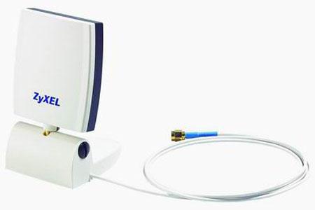 Антенна ZyXEL Ext 106 2.4 ГГц 6dBi направленная антенна антенна reflect буревестник 111а 18336