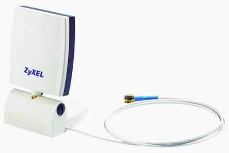 Антенна ZyXEL Ext 106 2.4 ГГц 6dBi направленная антенна ballu plaza ext bep ext 1500 1500