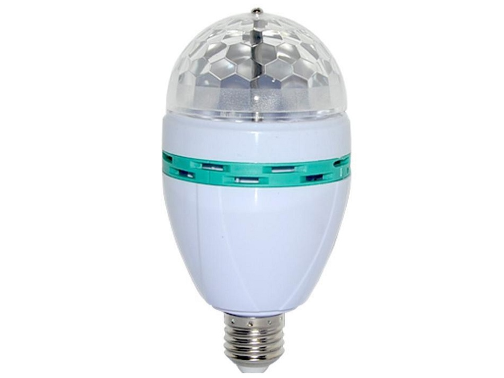 Светодиодная лампа СТАРТ LED Disco RGB E27 compatible projector bare bulb 78 6969 9693 9 for projector 3m h10 s10