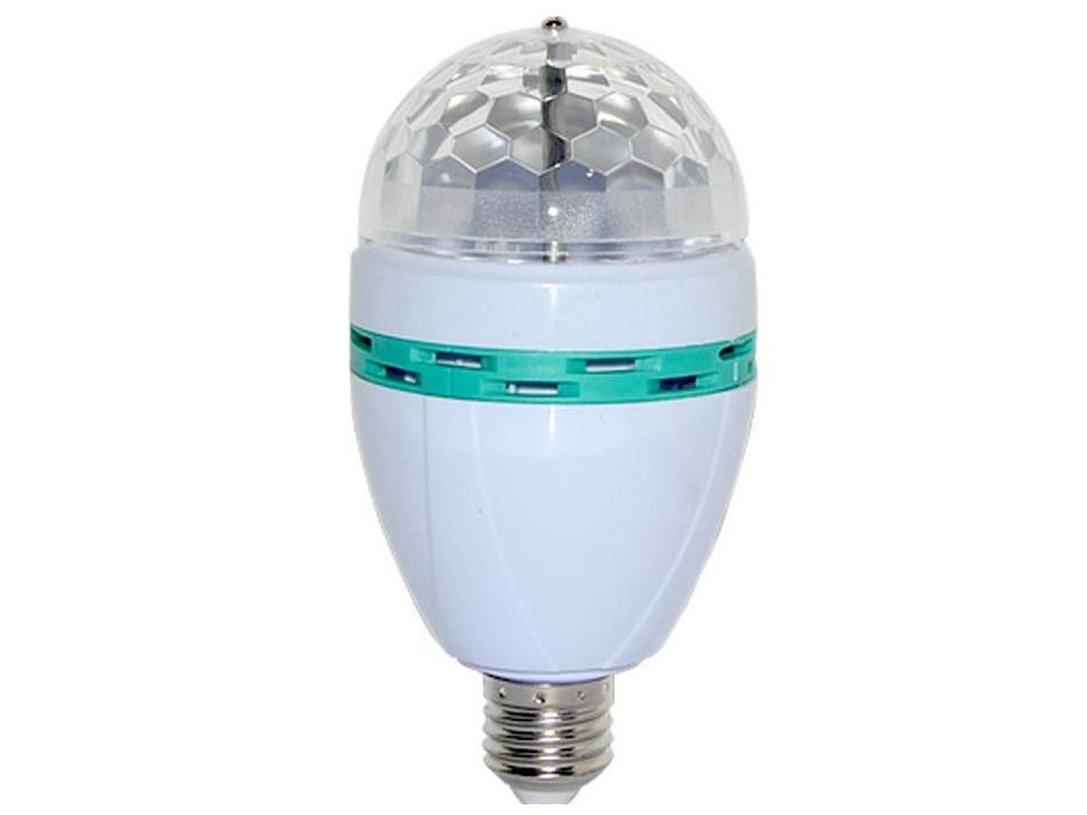 Светодиодная лампа СТАРТ LED Disco RGB E27