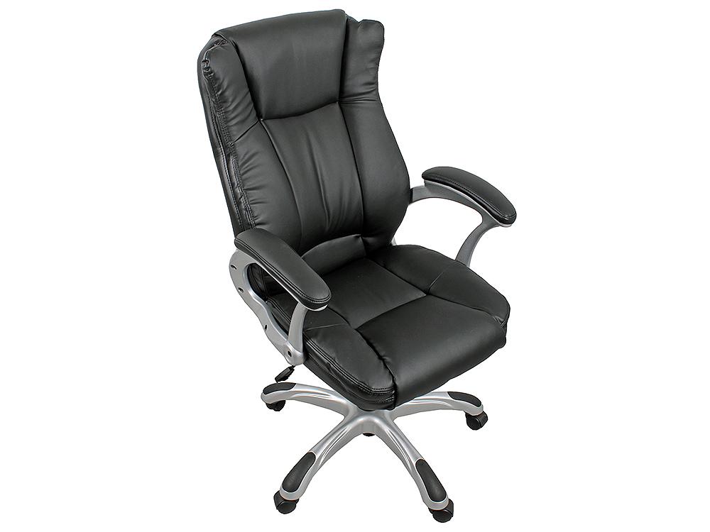 Кресло College HLC-0631-1, черный кресло руководителя college hlc 0601 black