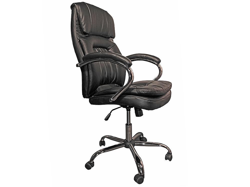 Кресло College BX-3001-1 Черный Экокожа, 120 кг alta 3001