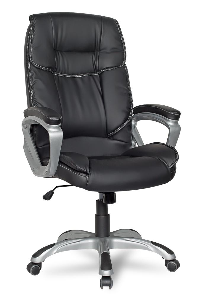 Кресло College CLG-615 LXH Black (XH-2002) Черная кресло компьютерное college college xh 2002 beige