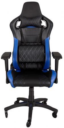 Игровое кресло Corsair Gaming T1 RACE черно-синий CF-9010004-WW игровое кресло corsair gaming t1 race черно синий cf 9010004 ww