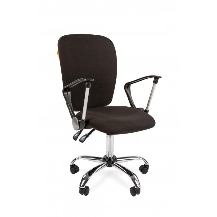 Офисное кресло Chairman 9801 Россия 15-21 черный хром N-А офисное