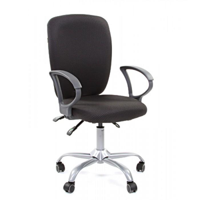 Офисное кресло Chairman 9801 Россия JP15-1 серый кресло офисное на колесиках azzo