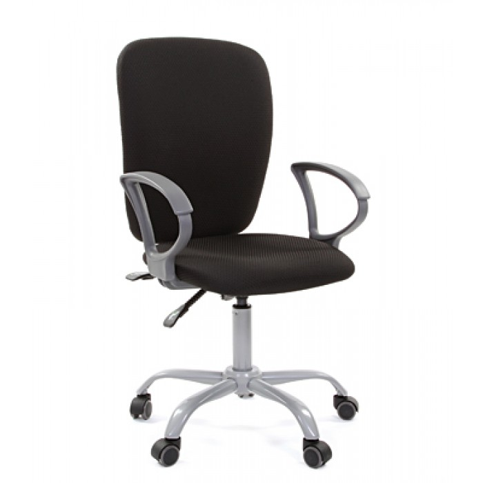 Офисное кресло Chairman 9801 Россия JP15-2 черный все цены