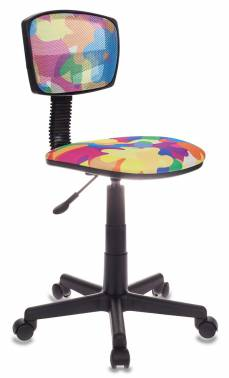 Кресло детское Бюрократ CH-299/ABSTRACT абстракция
