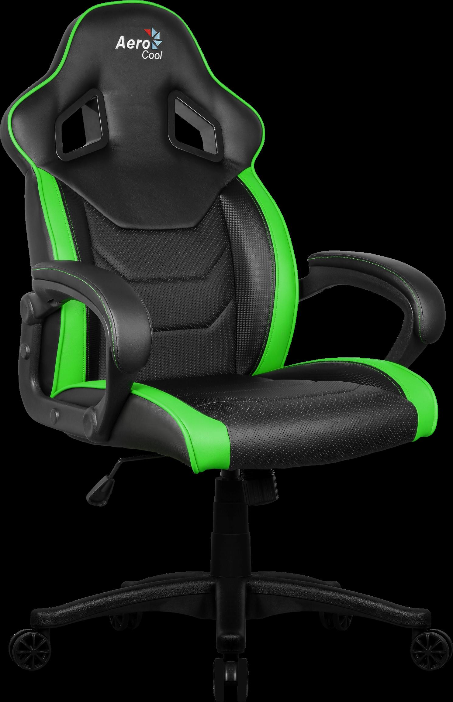 AC60C AIR-BG кресло для геймера aerocool ac60c air bg черно зеленое