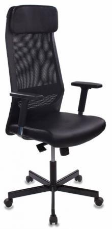 Кресло Бюрократ T-995/BLACK черный цена 2017