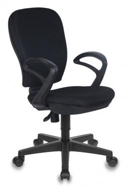 Кресло Buro CH-513AXN/#B черный JP-15-2 кресло buro ch 213axn 15 11 красный