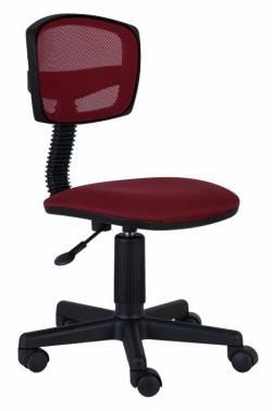 Кресло Buro CH-299/CH/15-11 спинка сетка бордовый сиденье бордовый 15-11 кресло buro ch 213axn 15 11 красный