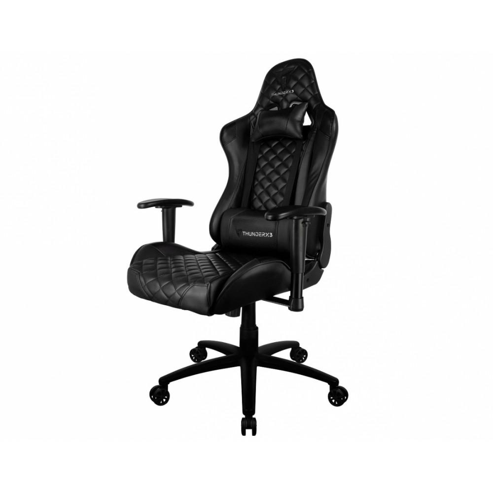 Кресло компьютерное игровое Thunder X3 TGC12-B черный TGC12-B игровое компьютерное кресло oh fd99 n
