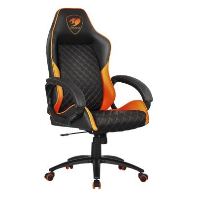 Кресло компьютерное игровое Cougar FUSION оранжевый цена и фото