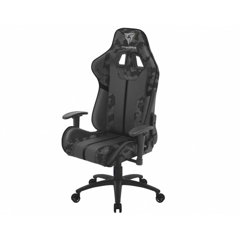 Кресло компьютерное игровое ThunderX3 BC3-CGY [camo-gray] AIR цвет камуфляжно-серый игровое компьютерное кресло oh fd99 n