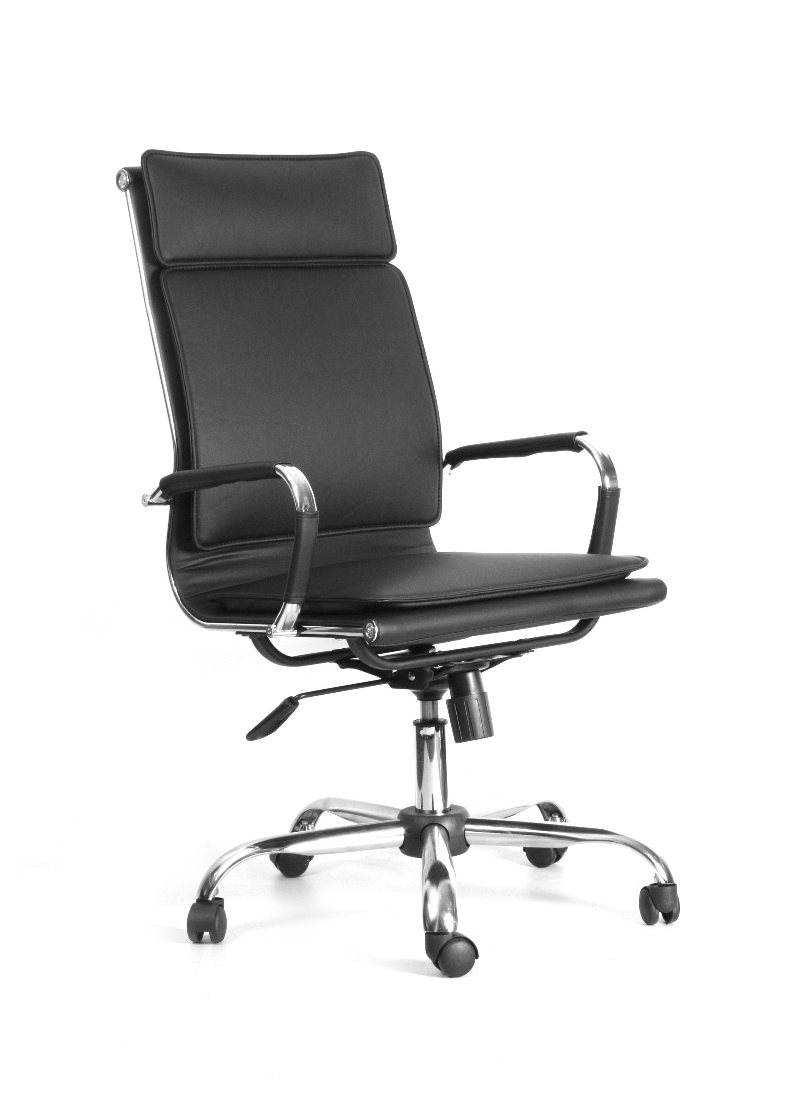 Кресло Recardo Select черный Искусственная кожа, 120 кг кресло recardo smart 60 черный 60 gtphch1 w01 t01