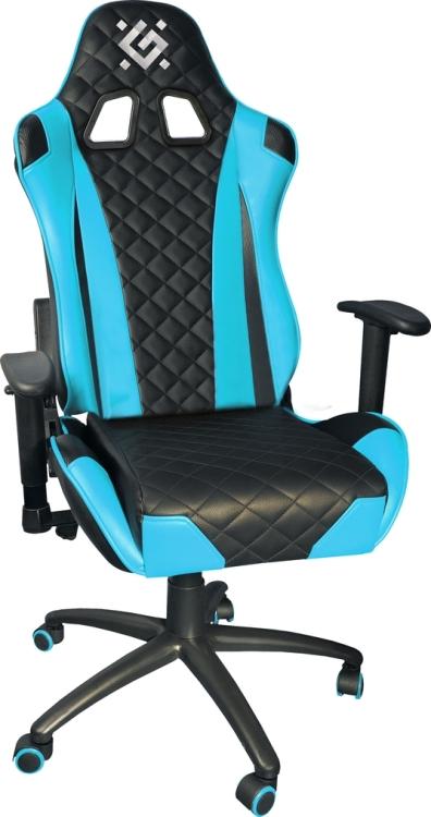 Игровое кресло Defender Dominator CM-362 Голубой класс 4, 50мм, макс 150кг. самокат dominator bomber