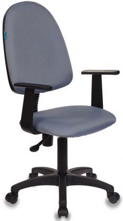 Кресло Бюрократ CH-1300/T-V398-12 серый Престиж+ V398-12