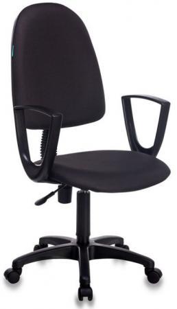Кресло Бюрократ CH-1300N/BLACK чёрный компьютерное кресло бюрократ ch 999asx black