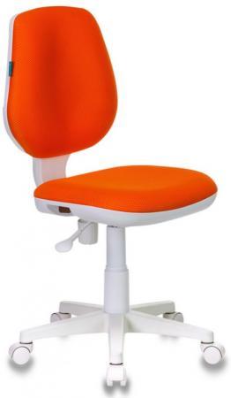 Кресло детское Бюрократ CH-W213/TW-96-1 оранжевый