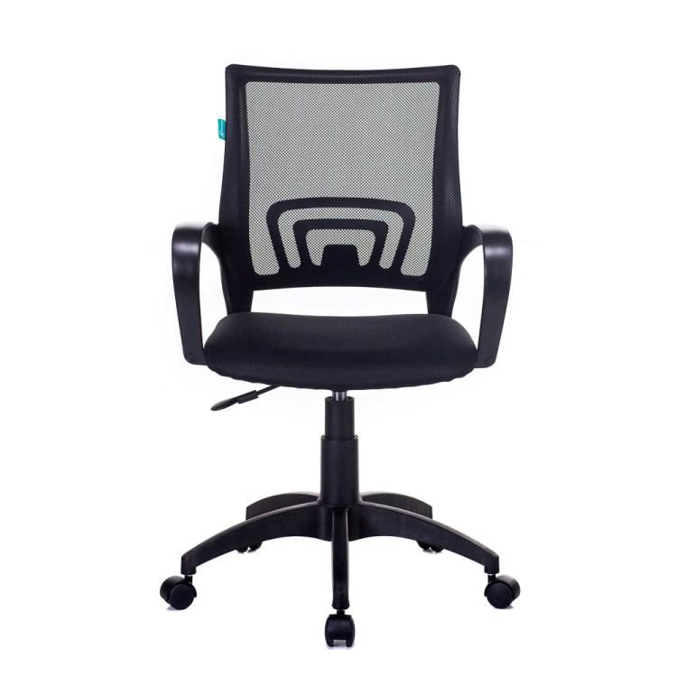 Кресло Бюрократ CH-695NLT/BLACK чёрный компьютерное кресло бюрократ ch 999asx black