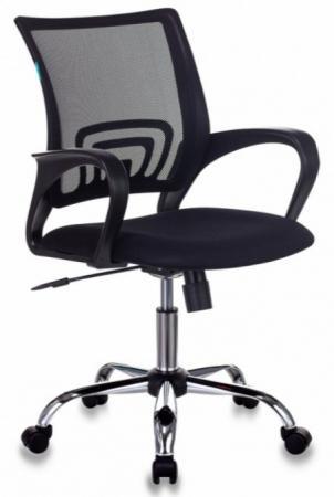 Кресло Бюрократ CH-695N/SL/BLACK чёрный компьютерное кресло бюрократ ch 999asx black