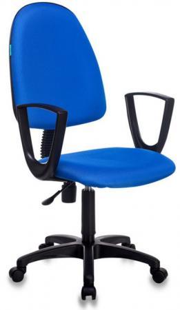Кресло Бюрократ CH-1300N/BLUE синий