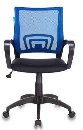Кресло Бюрократ CH-695N/BL/TW-11 синий