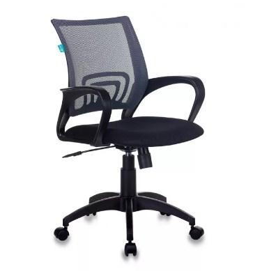 Кресло Бюрократ CH-695N/DG/TW-11 серый