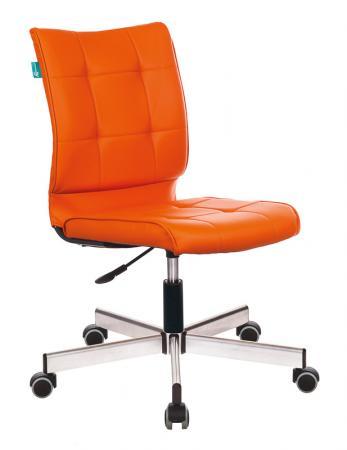Кресло оператора Бюрократ CH-330M/ORANGE оранжевый