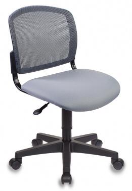 Кресло Бюрократ CH-296/DG/15-48 серый