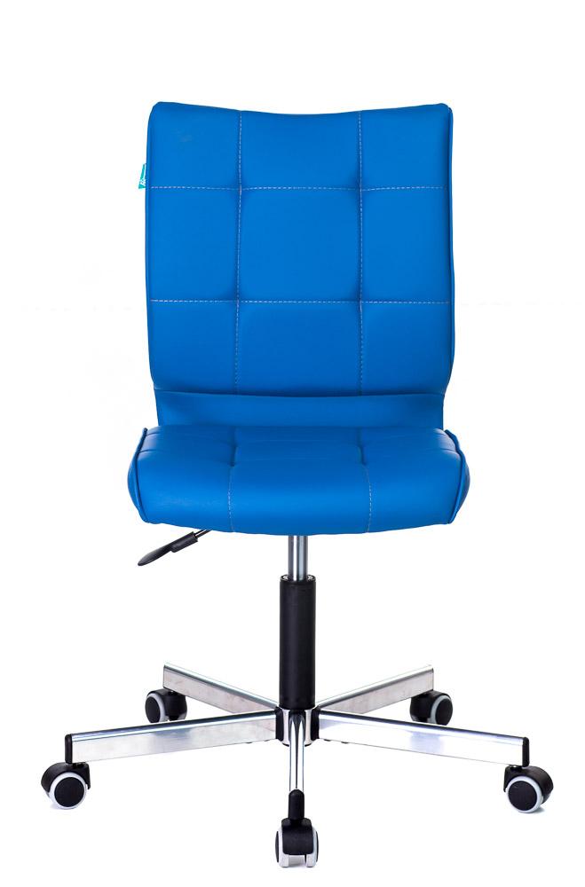Кресло офисное Бюрократ CH-330M/OR-03 синий цена 2017