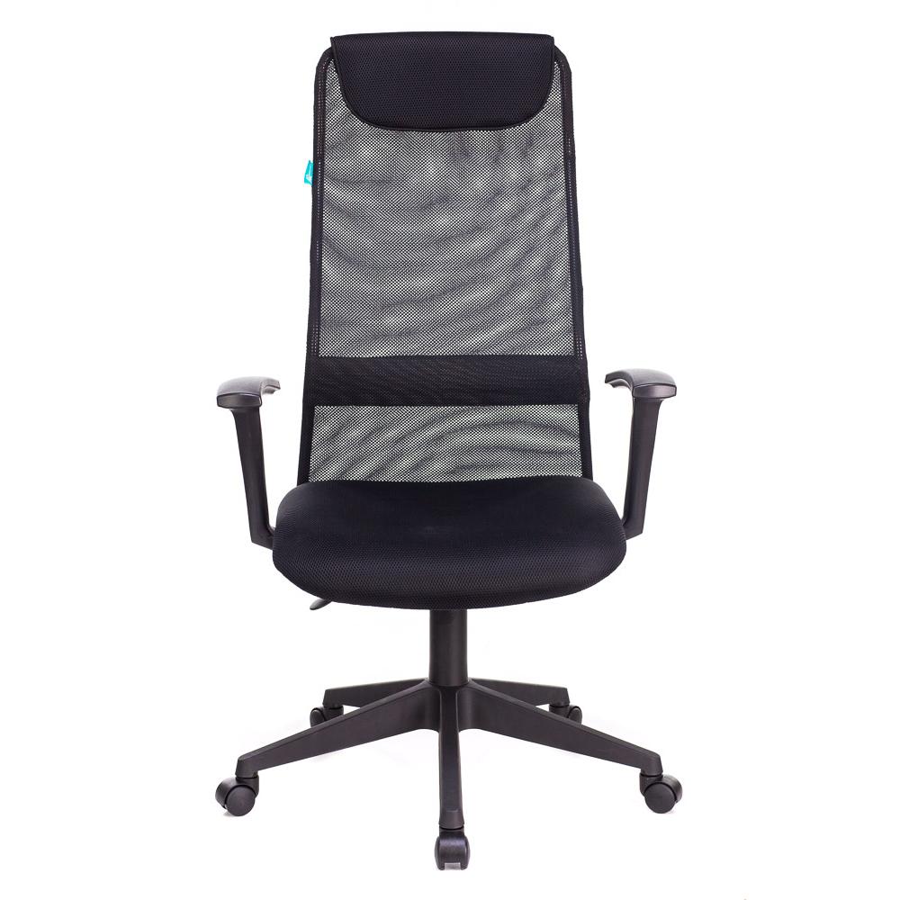 Кресло руководителя Бюрократ KB-8N/BLACK чёрный