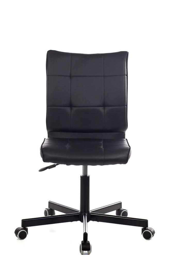 Кресло оператора Бюрократ CH-330M/BLACK чёрный кресло бюрократ ch 330m velv86 голубой
