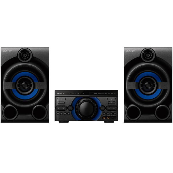 Минисистема Sony MHC-M40D Black цена и фото