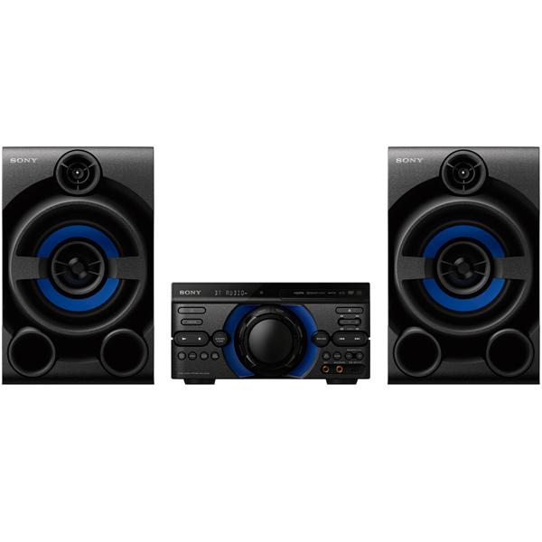 Минисистема Sony MHC-M40D Black