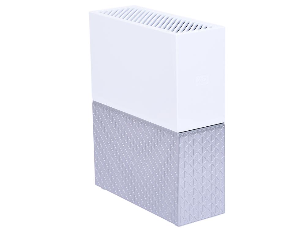 купить Сетевое хранилище WD My Cloud Home WDBVXC0080HWT-EESN по цене 18070 рублей